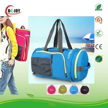 2014 High Quality Custom Foldable Travel Gym Bags