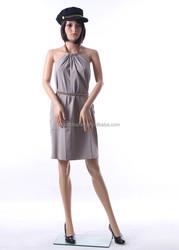Lifelike sexy Fashion female plastic dolls from China