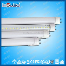 worldwide distributors wanted rotary cap tuv certified t8 led light tube with isolated LED driver