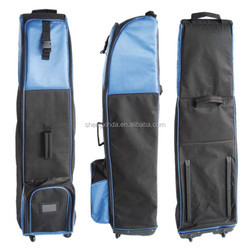 2015 Wholesale Nylon Golf Bag with wheels for Golf Club TB-06
