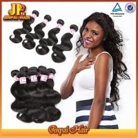 JP Hair Grade 5a 100% Unprocessed Virgin Brazilian Free Weave Hair Packs