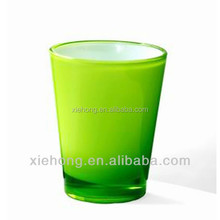 Double wall promotional cup drinking
