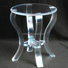 Popular Factory customized wholesale acrylic furniture legs