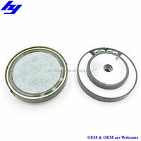 40mm 32 ohm headphone unit ,speaker composite membrane