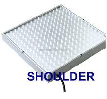 square 15w panel led grow light 225 pieces led promoting plant growth
