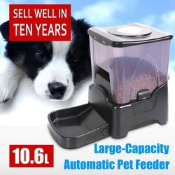 For dogs large automatic poultry pet feeder