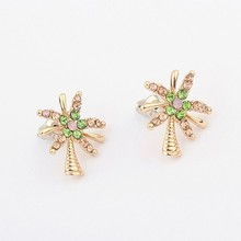 Personality Starfish Beautiful Flower Decorative High Quality Earring Factory Supply