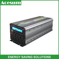 Acesum msw power inverter 12vdc to 220vac 3000W