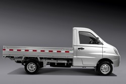 RHD & LHD electric mini truck eOne-T02, 72V/7.5KW/80km/h,electric cargo truck,2 seats or 4 seats