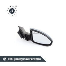 chevrolet spare parts electric car mirror car side rearview mirror for cruze 96831843