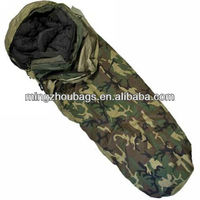 military camo sleeping bags for cold weather