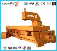 China Manufacturer High quality Vertical type steel plate cutting machine