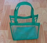 clear plastic cosmetic pvc bag makeap case