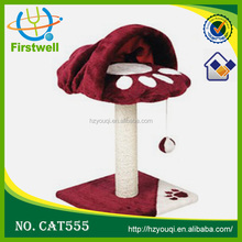 Organic cardboard cat scratchers hot sales cat tree cat products