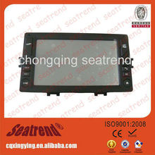 Car dvd gps with navigation, 5 inch music car dvd gps