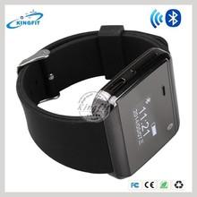 Wristband Bluetooth Smart Watch, Watch Phone with Handsfree