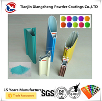 outdoor non toxic aluminium casting powder coating paint