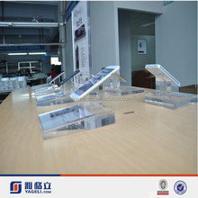 acrylic cell phone holder for desk, acrylic mobile phone holder