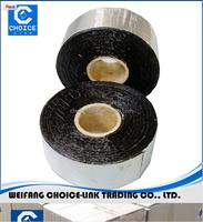 1.2mm Self adhesive bitumen Peel and stick flashing tapes