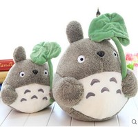 Lovely totoro doll plush toys large cat pillow doll