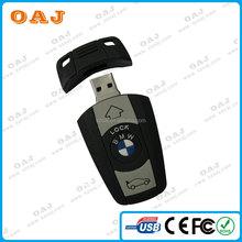 Freeshipping USB Flash Drive 16g Porche U Disk Car Key Gift USB Flash Drive