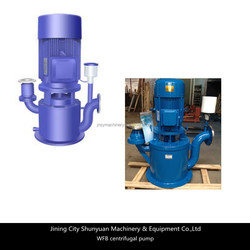 WFB Electric Centrifugal Submersible Pump