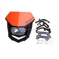 Universal custom motorcycle headlight