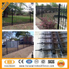 Top selling cheap wrought iron fence ( ISO9001 factory )