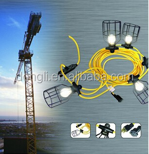 String Lights For Construction Sites : Temporary Electrical Power Construction Site, Temporary, Free Engine Image For User Manual Download