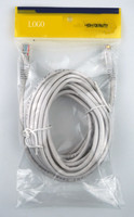 Bare copper UTP network cable, Fluke pass cat5e cable, RJ45 patch cable