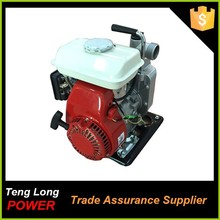China manufactor ce iso reliable 1inch 2hp gasoline engine domestic micro water pumps price