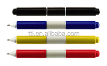 Best Selling Plastic Pens with Cap