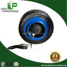"""Hydroponic indoor ventilation grow light 6"""" inline fan/inline duct fan"""