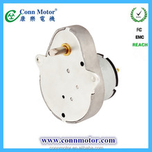 China manufacture hotsell 3v small dc electric motor generator
