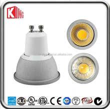 7w High Quality LED Spotlights GU10, High Power 7w GU10 LED SPOT LIGHT BULB