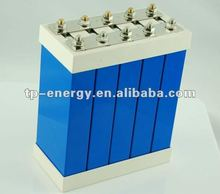 2012 the best 100Ah LiFePO4 car battery 3.2V packed for electric cars