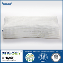 BASF White Soft Memory Foam Comfirtable Sleeping Hotel Pillow