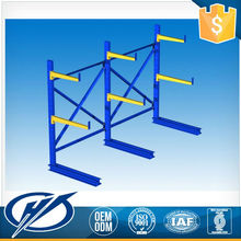 Export Quality ISO Standard Arms - Straight & Inclined Pallet Storage Cantilever Racks Tree Rack