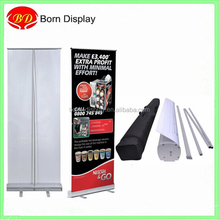 Aluminum display stand hot sell roll up banner