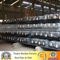 Construction deform rebar steel good prices high tensile strength