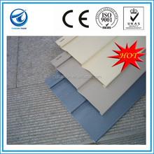 O Risk!With 10 Tear Warrantee Yellow/Pink Vinyl Siding China External Wall Cladding