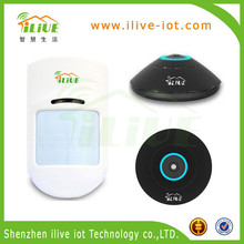 Wifi controlled Android/iOS APP automation alarm system of Smart Home