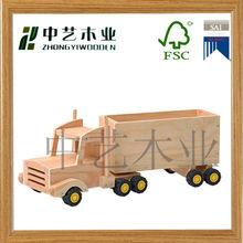 nuevo diseño de bricolaje de madera de juguete para los niños al por mayor