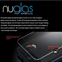 Nuglas brand tempered glass screen protector for iphone 5