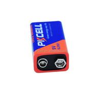 Top selling !! 9v 6LR61 Ultra digital alkaline battery from China supplier