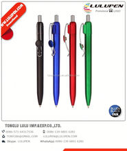 nano stick ball point promotional pen; copper metal ballpoint pen; cartoon ball pen
