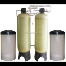 Residential pure water filter use single tank water soften machine/single valve water softener