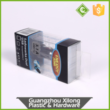 Samples are available newest model customization plastic box for watch