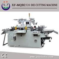 MQB2-320 Auto Printed Adhesive Paper Label Die Cutting Machine