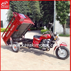 Motorcycle truck 3-wheel tricycle / electric cargo truck / 3 wheel motorcycle chopper for adult